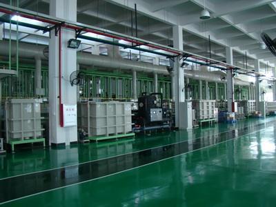 黑龙江电泳涂装设备